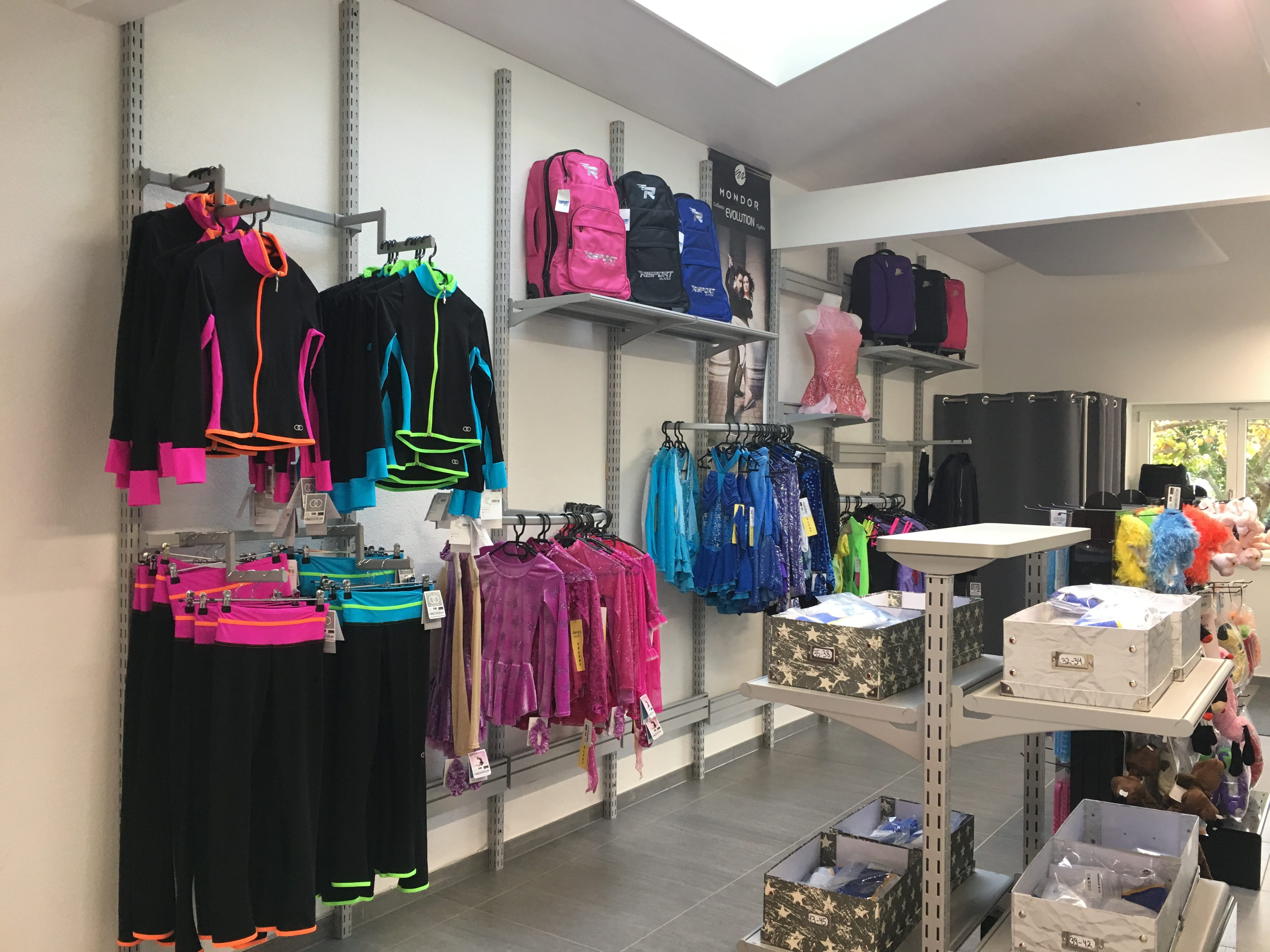 Magasin tib sport for Patinage exterieur